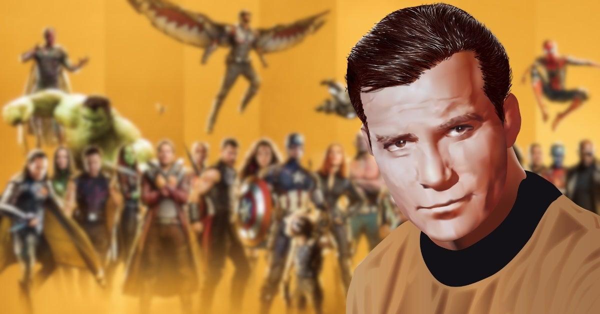 William Shatner Reveals Marvel Movie Role Cameo Guardians Galaxy 3