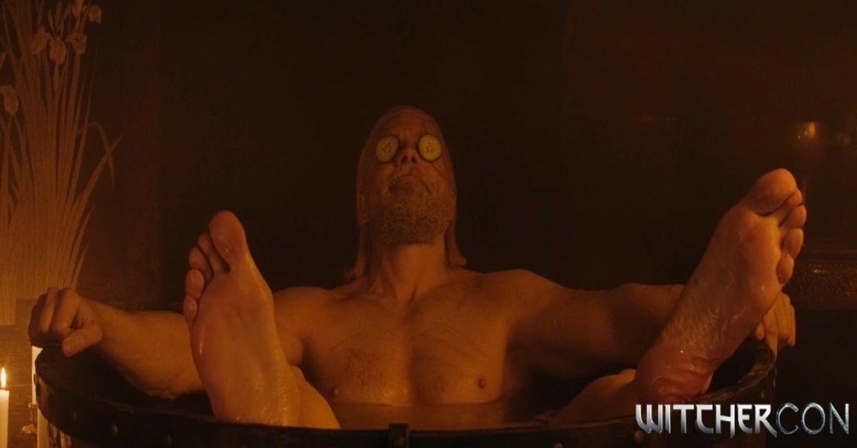 WitcherCon Hot Tub