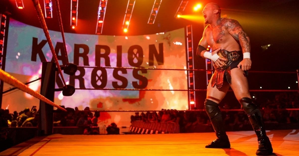 WWE-Karrion-Kross-WWE-Raw-Debut-Loss
