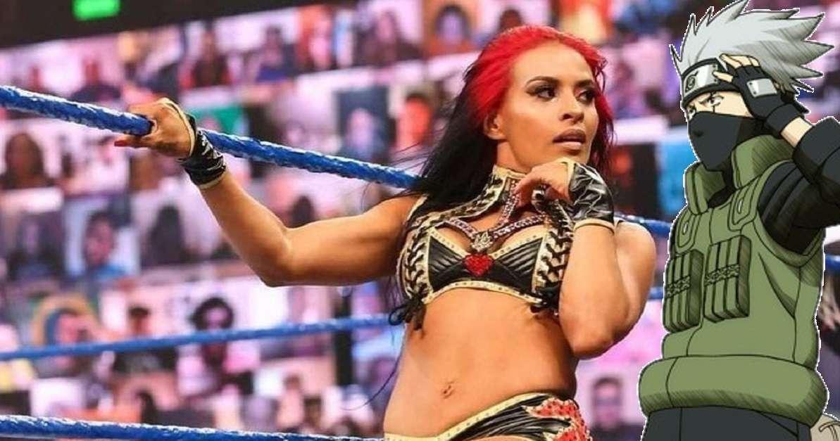 WWE Zelina Vega Naruto Cosplay