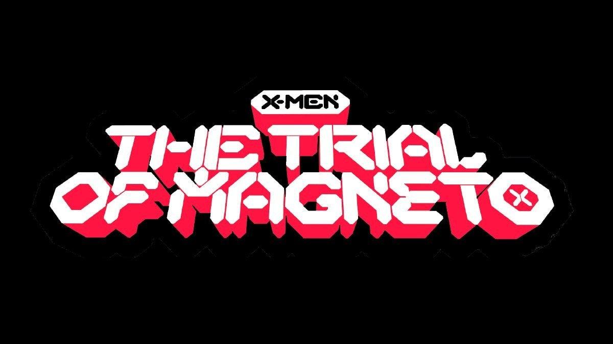 X-Men The Trial Of Magneto Trailer
