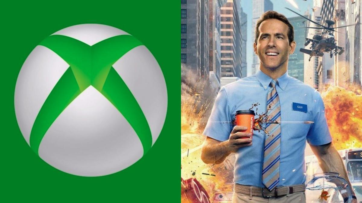 Xbox Free Guy