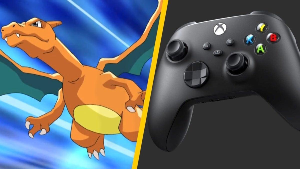 Xbox Pokemon Controllers