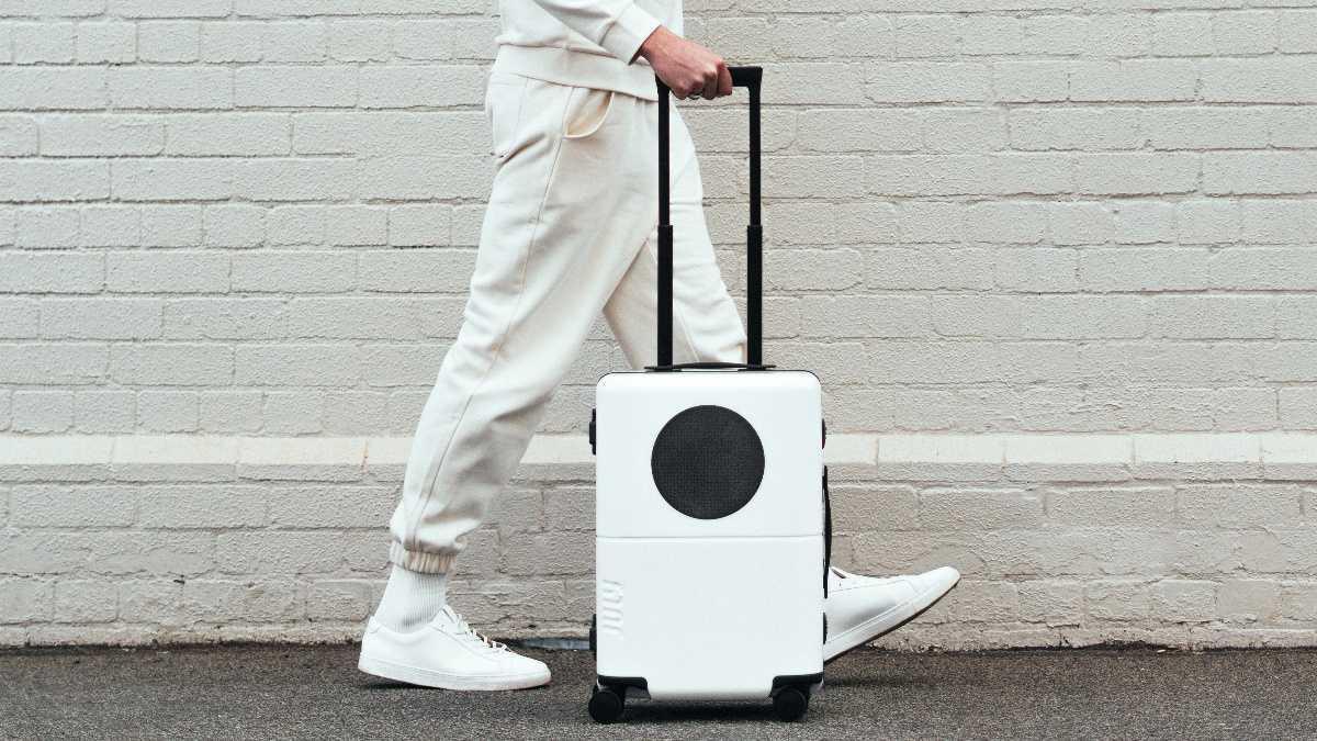 Xbox Series S Suitcase