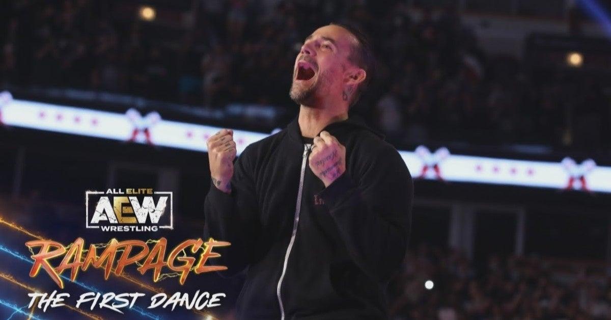 AEW-Rampage-CM-Punk-First-Dance