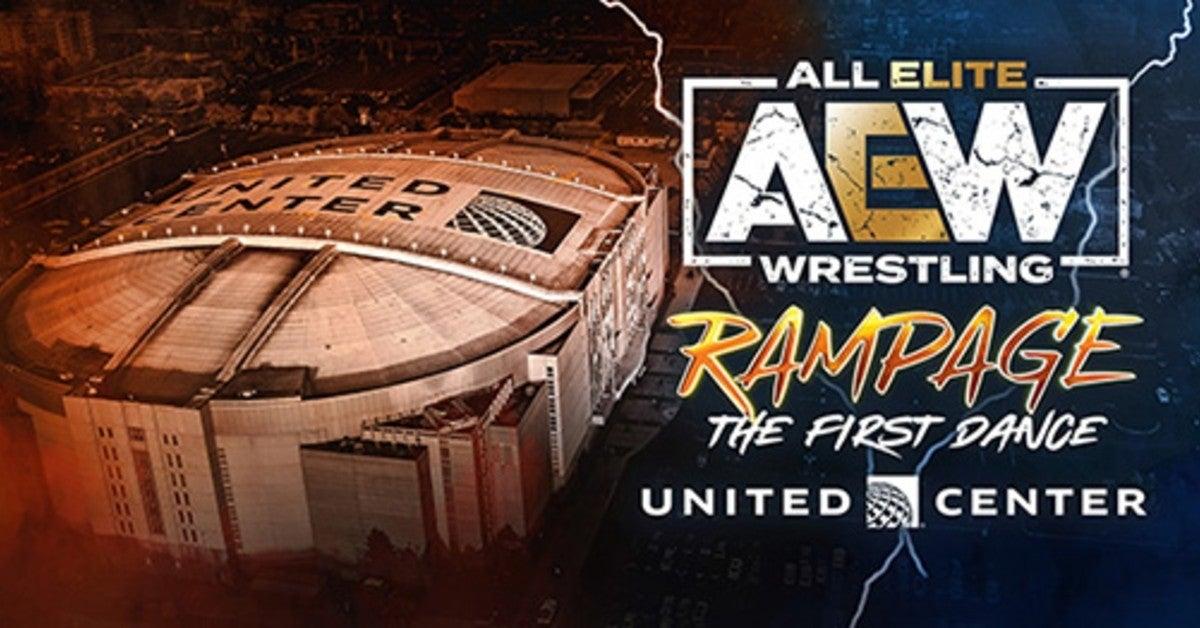 AEW-Rampage-United-Center-First-Dance