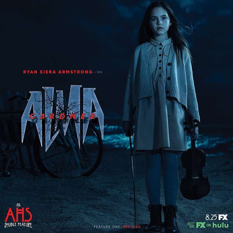 american horror story alma gardner