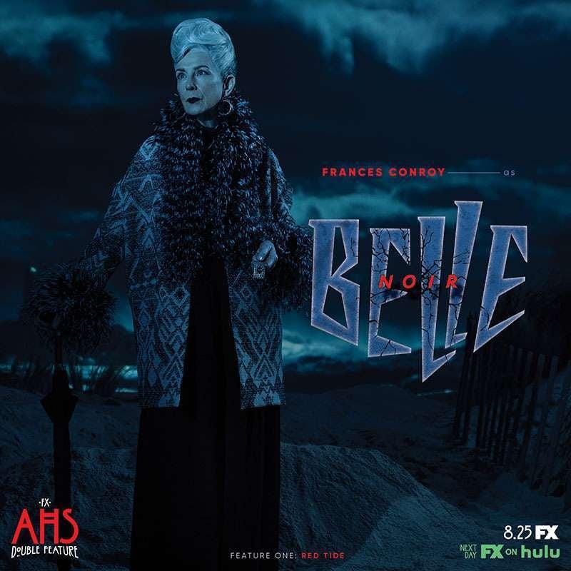 american horror story belle noir