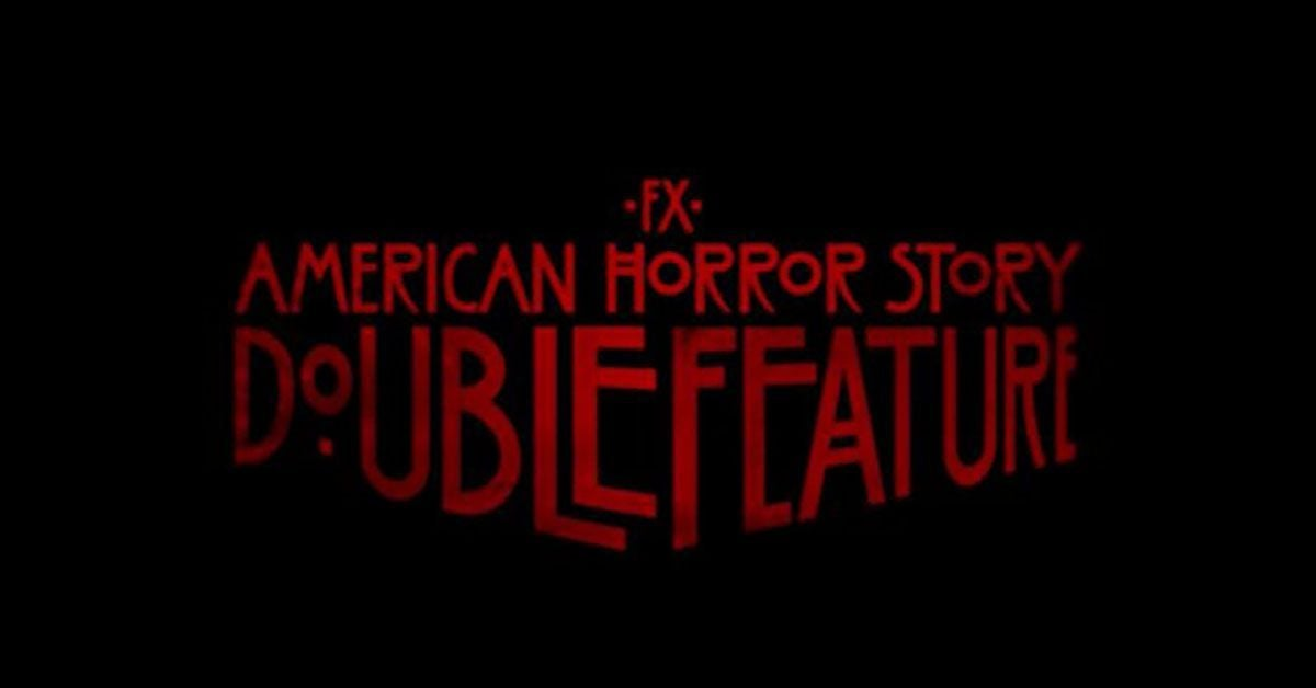 american horror story double feature title