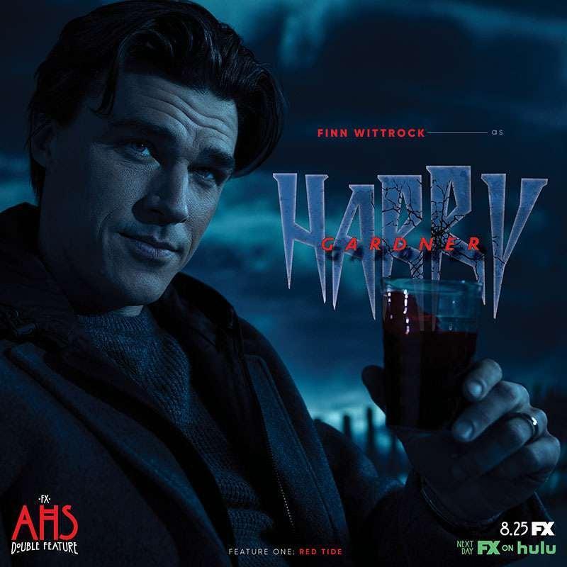 american horror story harry gardner