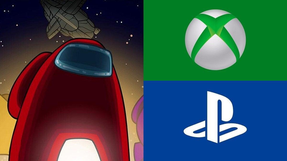 Among Us PS Xbox