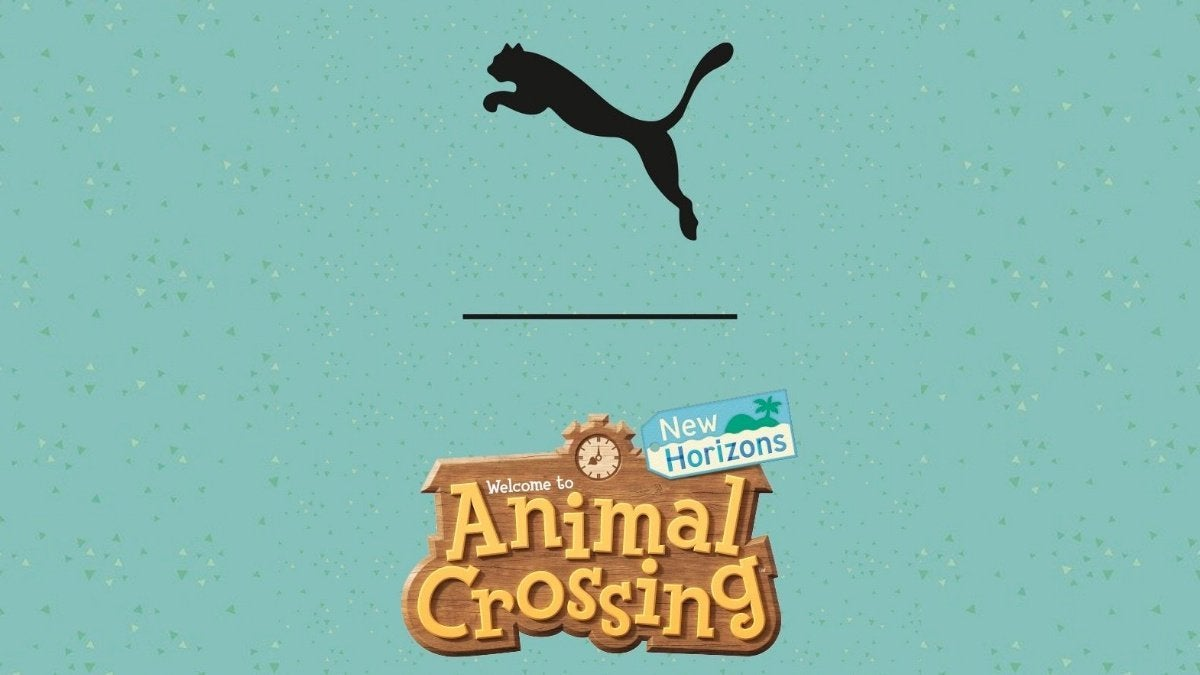 Animal Crossing Puma
