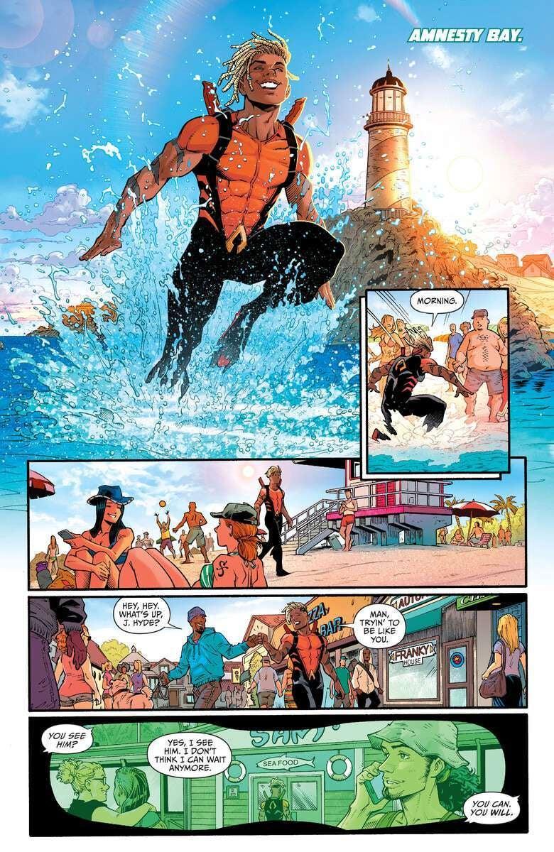 Aquaman le devenir