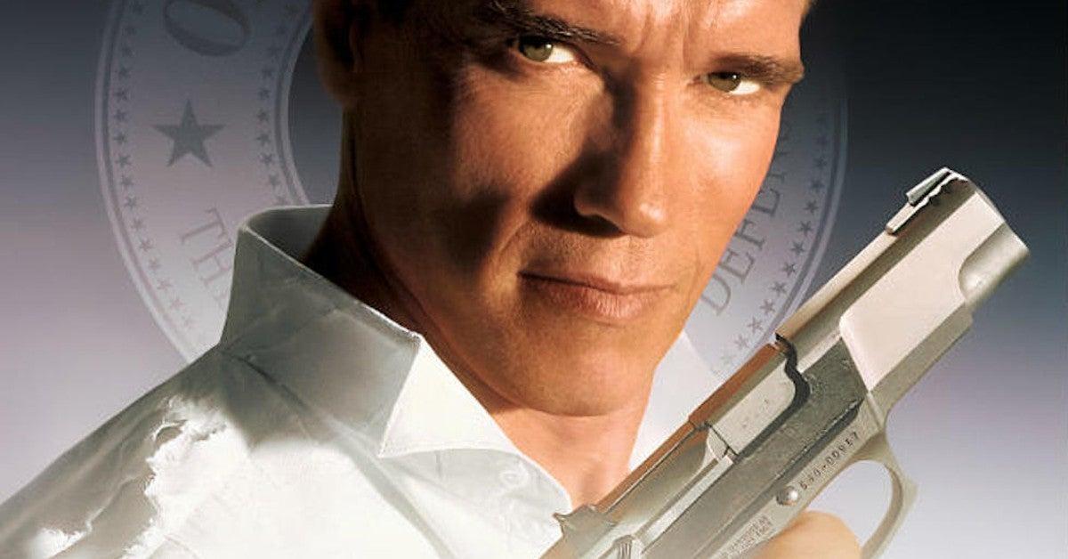 Arnold Schwarzenegger Favorite Movie is Kindergarten Cop