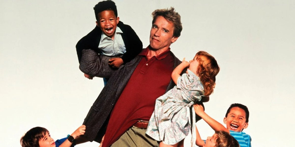 Arnold-Schwarzenegger-Kindergarten-Cop-Reunion