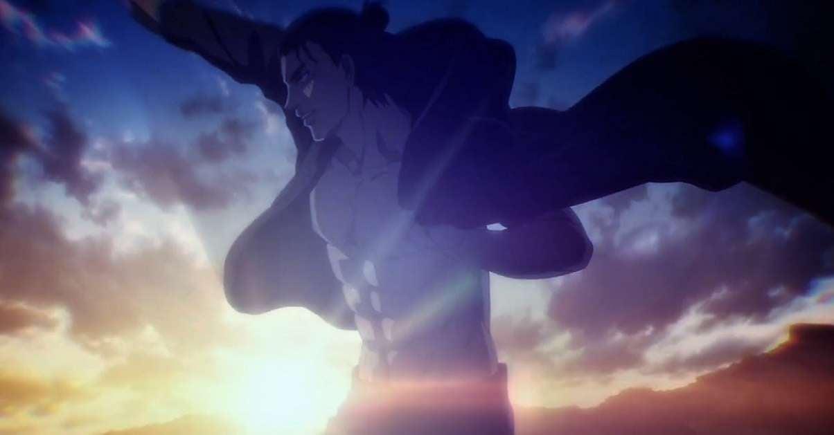 Attack On Titan Eren