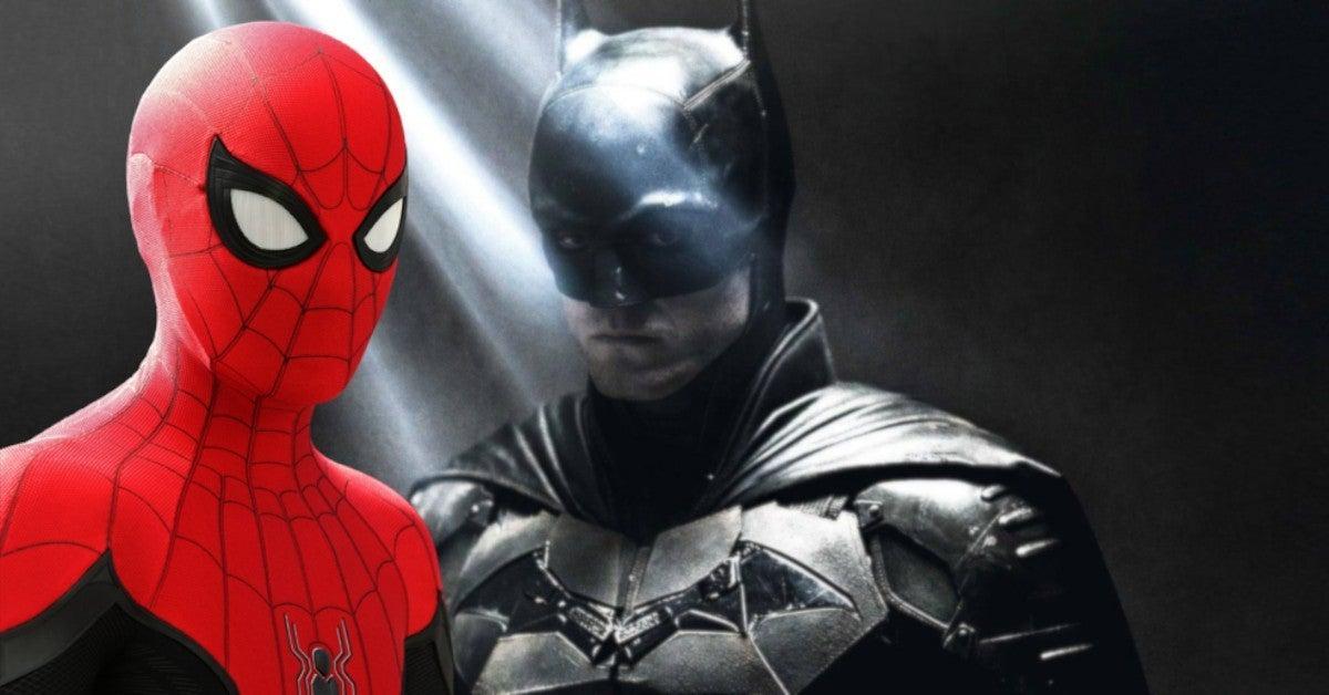Batman vs Spider Man No Way Home Trailer