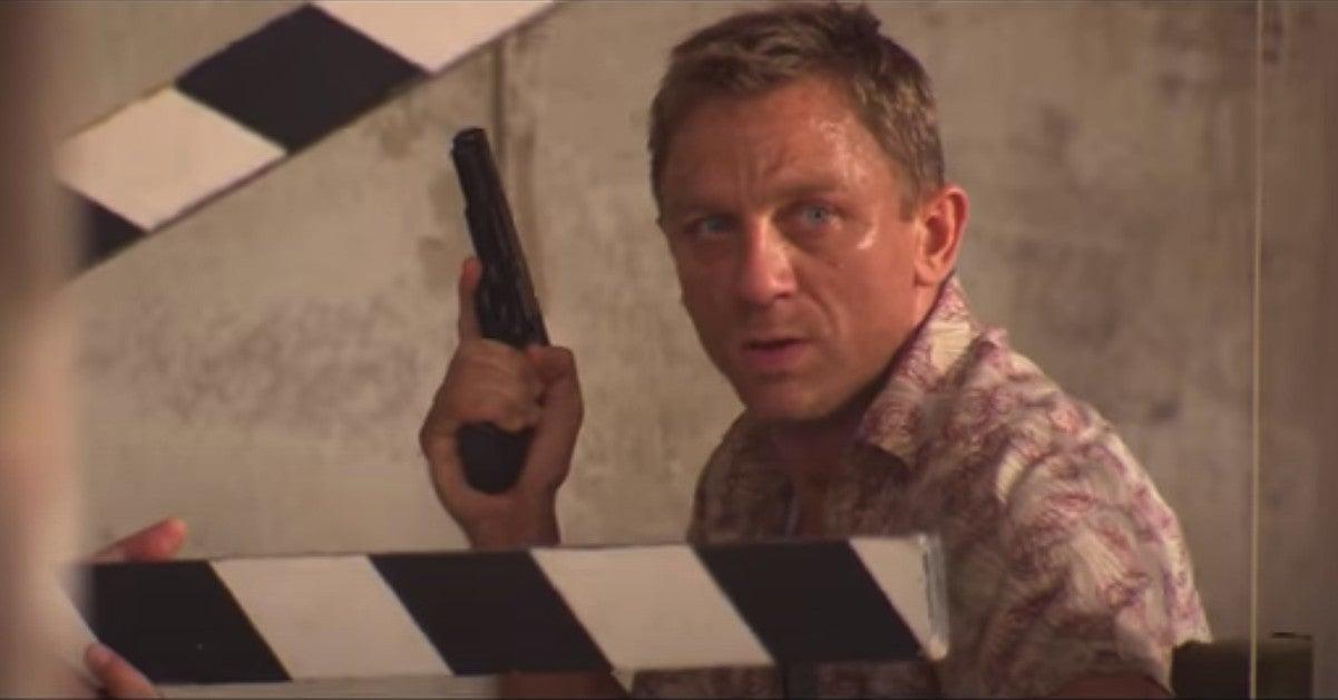 Being James Bond Documentary Daniel Craig