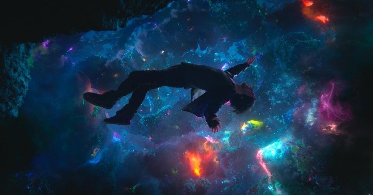 Benedict Cumberbatch Doctor Strange multiverse