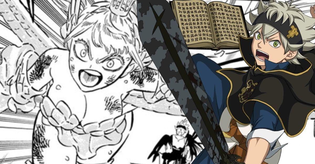 Black Clover Noelle Saint Valkyrie Form Asta Reaction Manga Spoilers