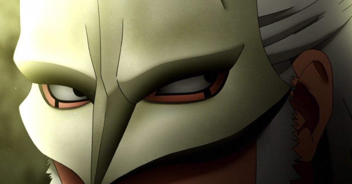 Boruto Naruto Kashin Koji Anime Cliffhanger