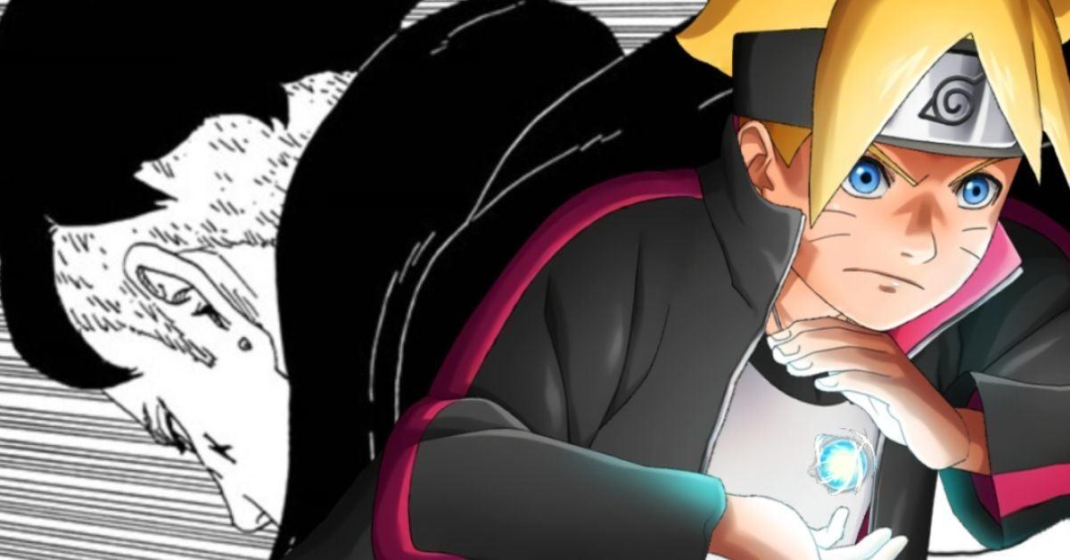 Boruto Naruto Kawaki Rogue Status Tease Manga Spoilers