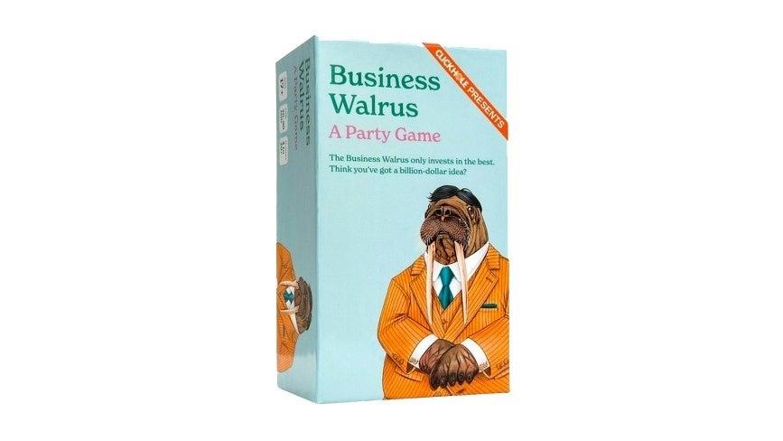 business walrus