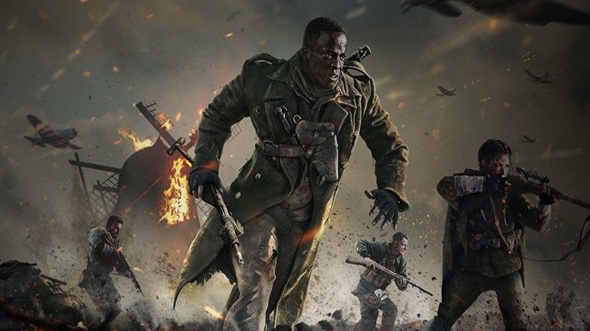 Call of Duty Vanguard Key Art