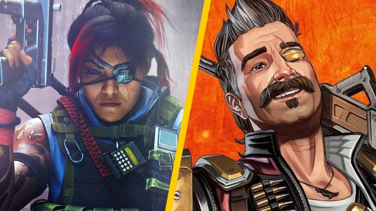 Call of Duty Warzone Apex Legends