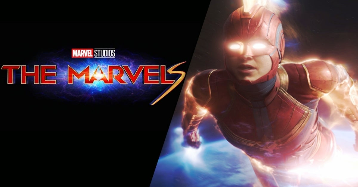 Captain Marvel 2 Brie Larson The Marvels comicbookcom