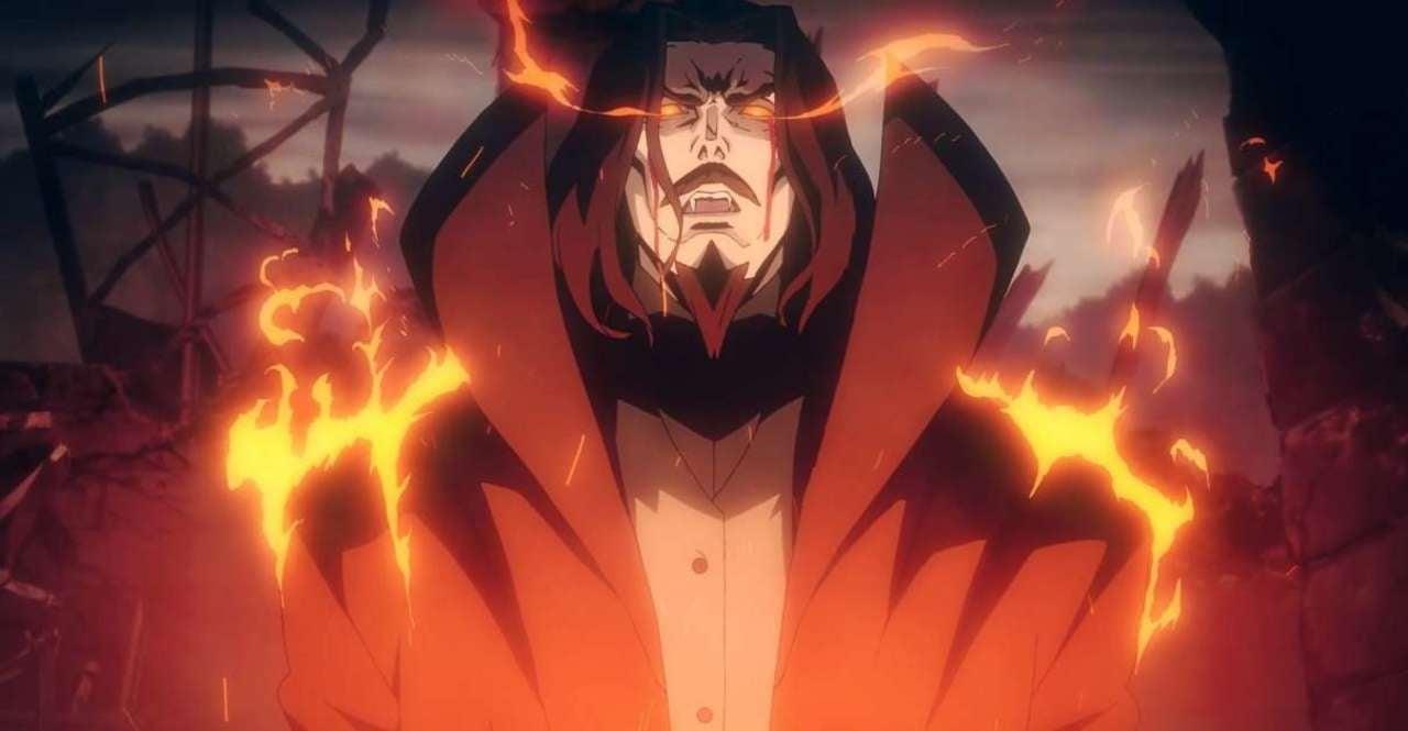 Castlevania Dracula Cosplay