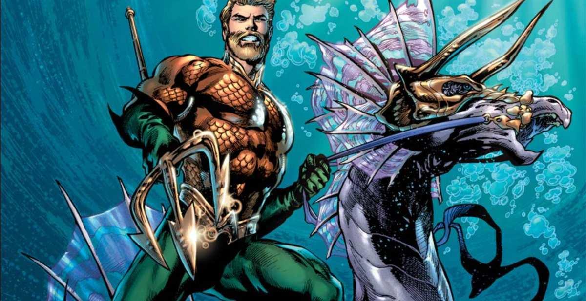 Comic Reviews - Aquaman 80th Anniversary 100-Page Super Spectacular