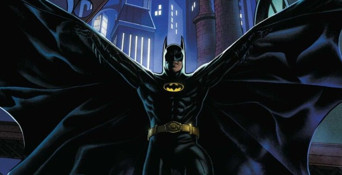 Comic Reviews - Batman 89 #1