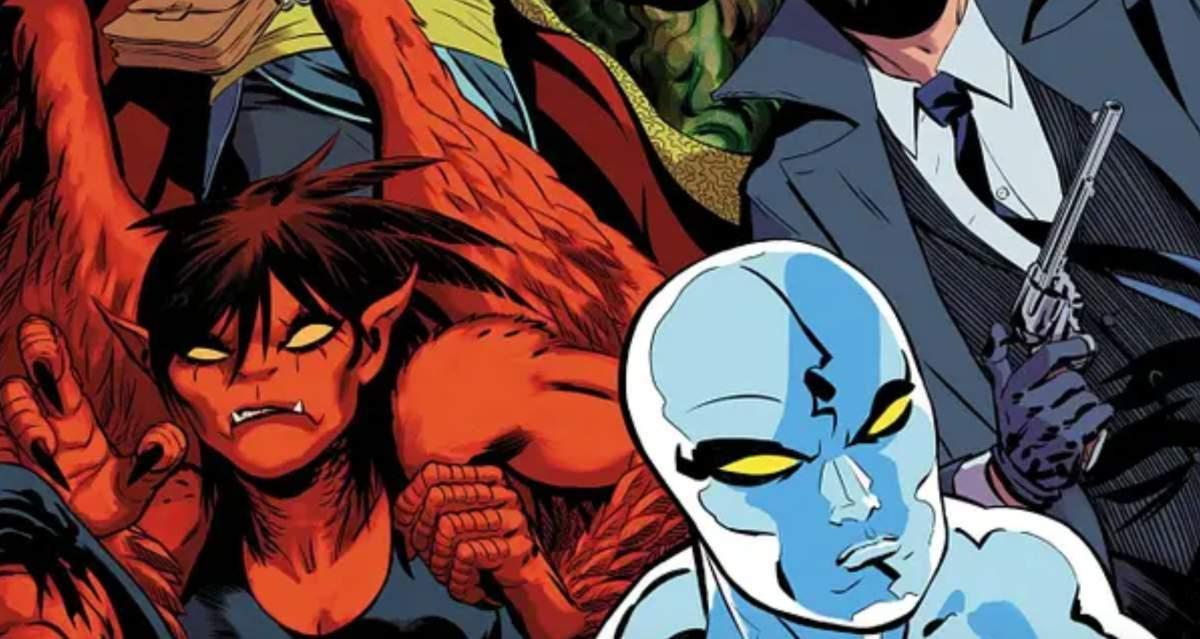 Comic Reviews - Defenders #1 2021