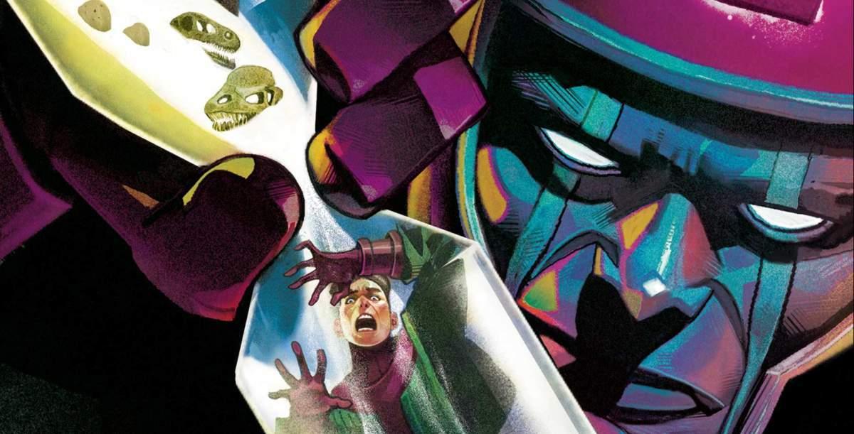 Comic Reviews - Kang the Conqueror #1