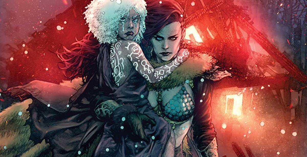 Comic Reviews - Red Sonja 2021 #1
