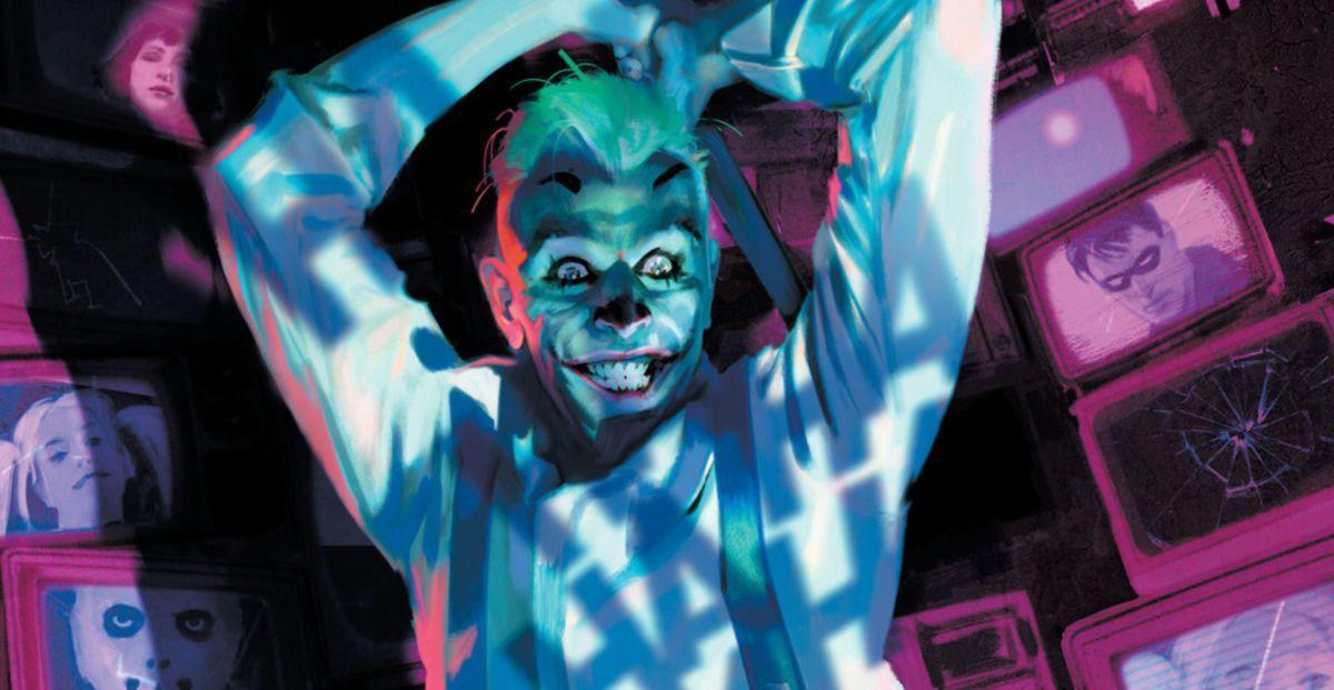 Comic Reviews - Suicide Squad Get Joker #1
