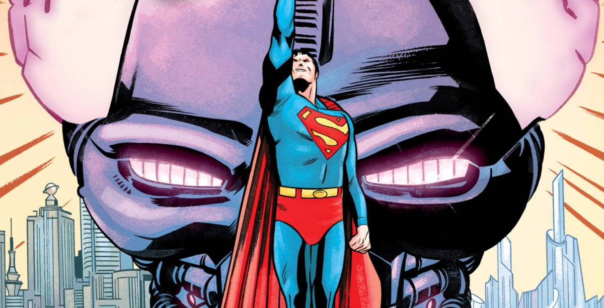 Comic Reviews - Superman 78 #1