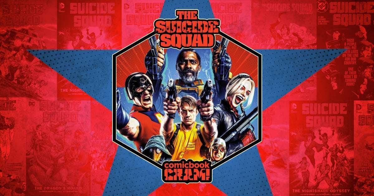 comicbook cram the suicide squad