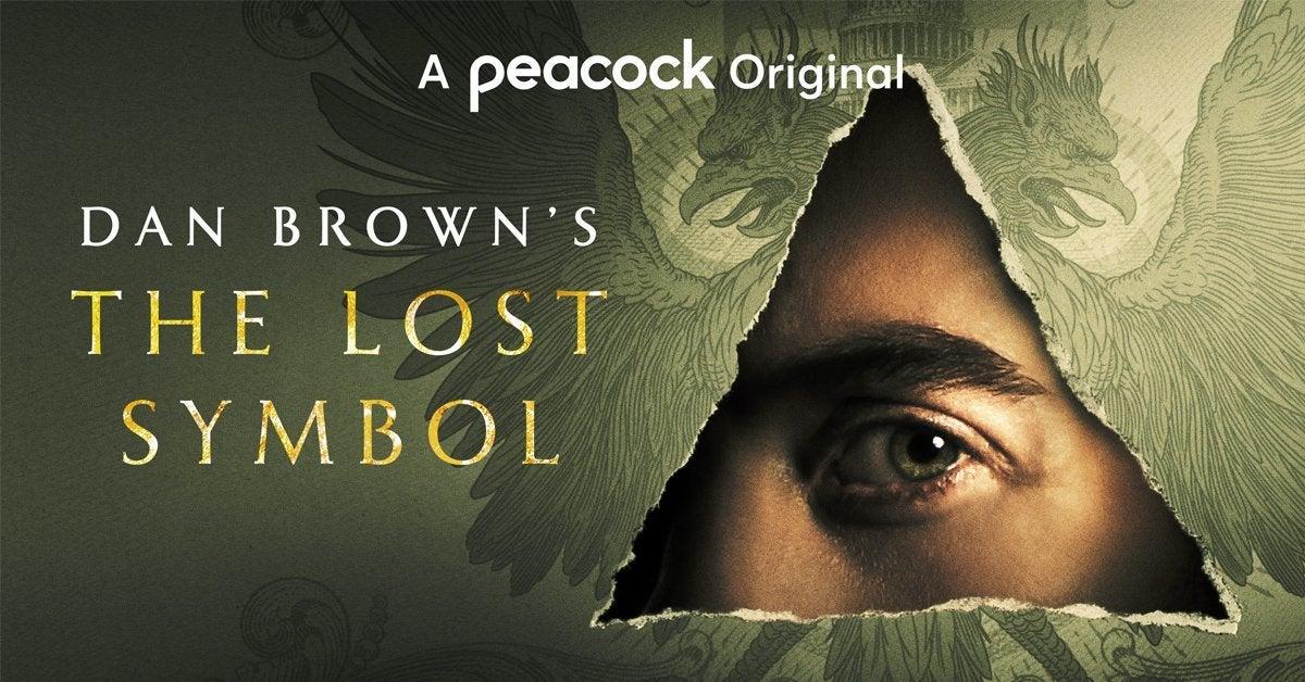 dan brown's the lost symbol peacock tv show