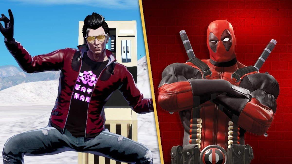 Deadpool Game Suda 51 No More Heroes