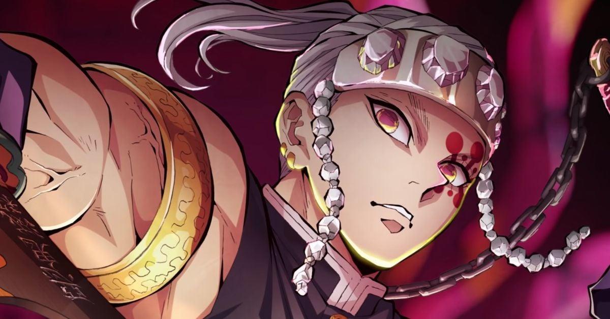 Demon Slayer Season 2 Tengen Uzui Anime