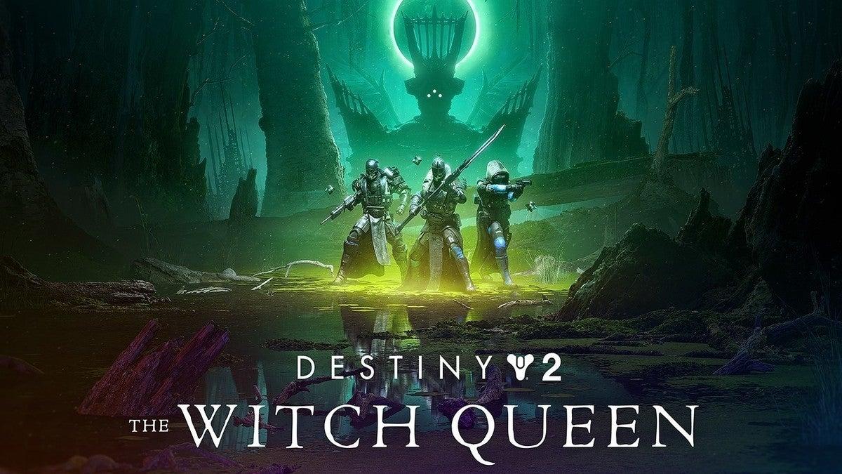 Destiny 2 Witch Queen #1