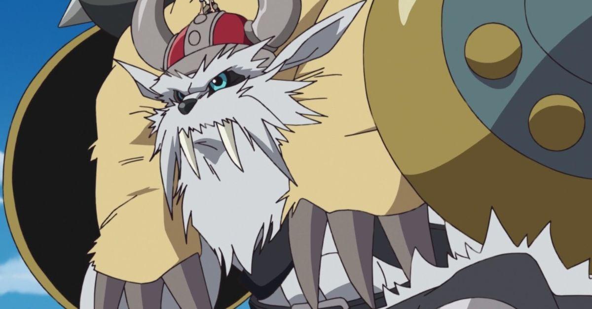 Digimon Adventure Vikemon Reboot Anime