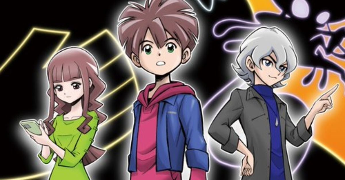 Digimon Ghost Game New Anime