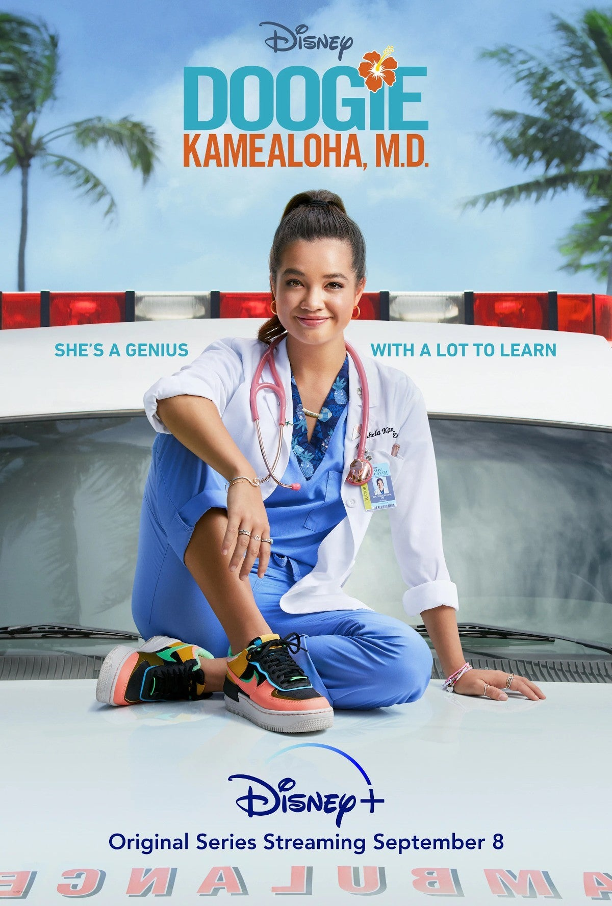 Doogie Kamealoha MD Opening Title Sequence Release Date Disney Plus