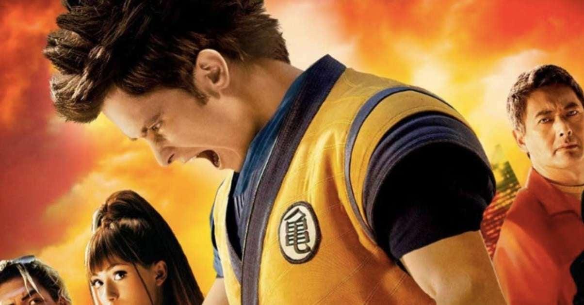 Dragon Ball Evolution Goku