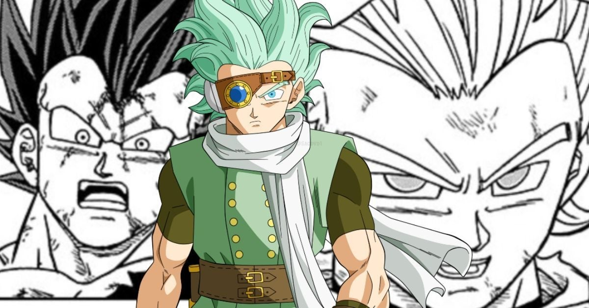 Dragon Ball Super Manga Granolah Goku Vegeta fait équipe avec Saiyan Truce tease Spoilers