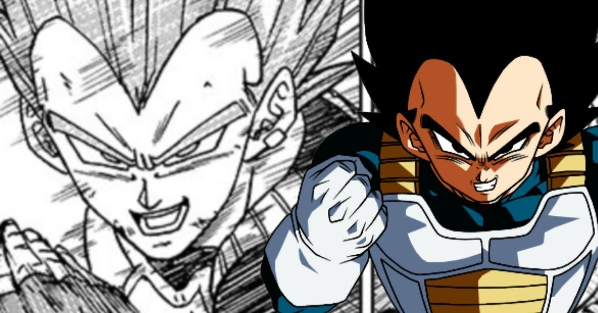 Dragon Ball Super Manga Why Vegeta Loves Fighting Explained Spoilers