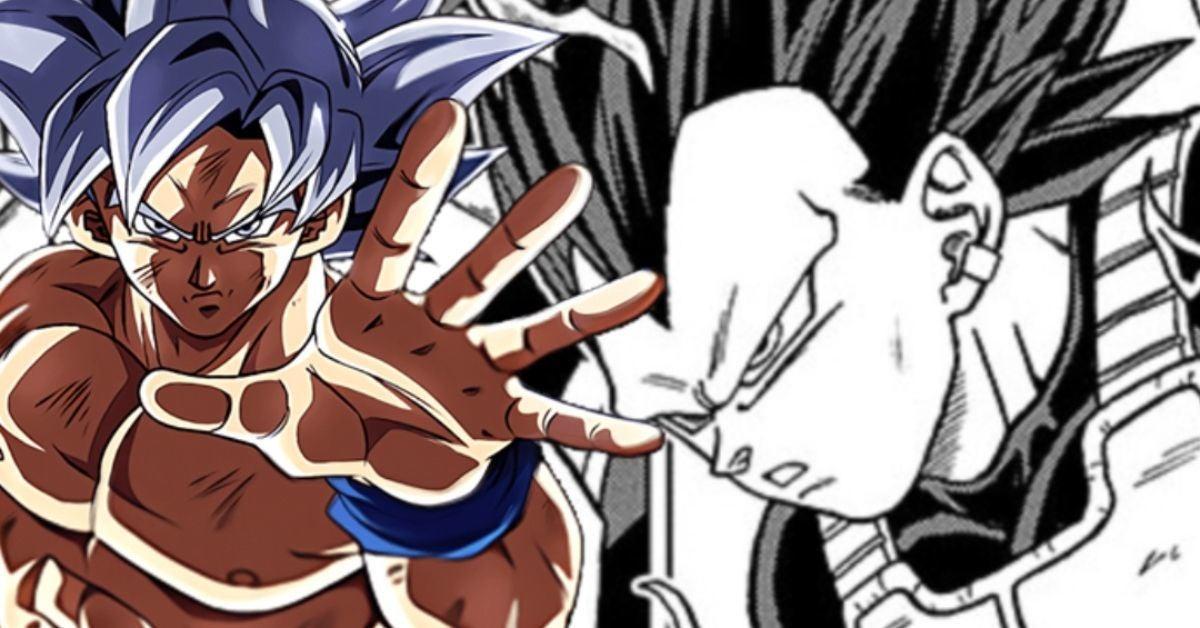 Dragon Ball Super Ultra Instinct Goku Vegeta Dieu de la Destruction Forme